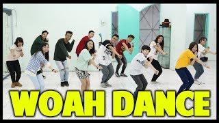 WOAH DANCE CHALLENGE