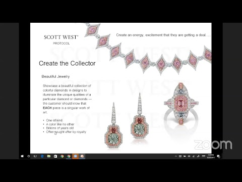 Natural Color Diamonds - How to Educate, Cultivate and Create a Collector?