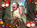Cute baby with ankho mein ansoo leke...##