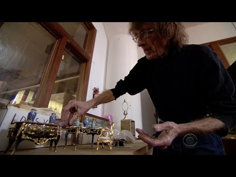 Chicago Artist Recreates Rooms In Miniature Form