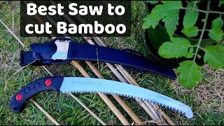 Best Saw to cut Bamboo Gardening - Tools  Gardening Tool Reviews of 2019