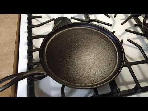 Lodge Cast Iron Griddle Pan