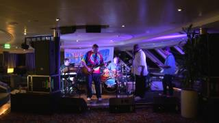 Legendary Blues Cruise #20 Crows Nest Jam 1-23-13 Late