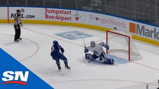 Toronto Maple Leafs Full Second Intermission Shootout