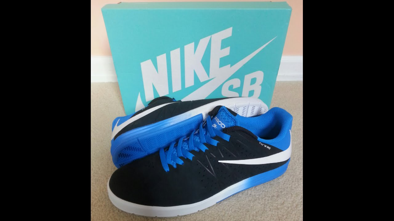 finest selection ee757 9d868 Nike SB Paul Rodriguez CTDCitadel Unboxing and Review - YouT