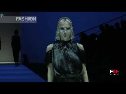 LANNERET Spring Summer 2018 Shanghai FW - Fashion Channel