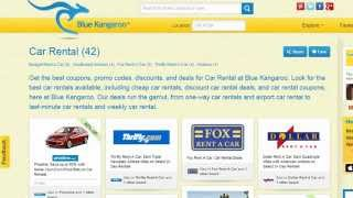 How To Find The Best Car Rental Coupons and Deals