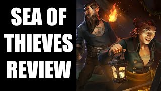 Sea of Thieves Review - I Don't Care Where We End Up; Just Bring Me That Horizon (Video Game Video Review)