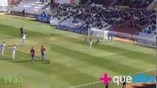 Jornada 24. Albacete - La Roda (3-1)