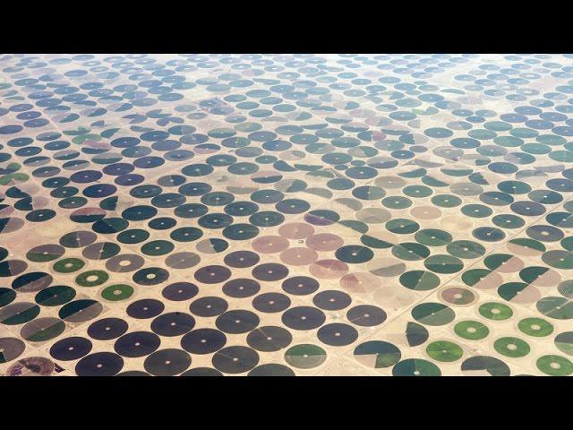 Saudi Arabia's Water Supply Is Drying Up