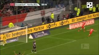 Fortuna Düsseldorf vs Hertha Berlin 2-2  Alle Tore Relegation 15.05.2012