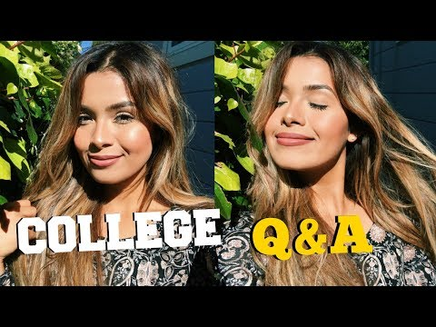 COLLEGE Q&A: Your Most Asked Questions!  ItsMandarin
