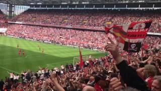 Rhein Energie Stadion - 1. FC Köln - Mainz 05 2:0, 20.05.2017 - Groundhopping
