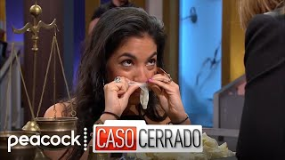 Repeat youtube video Adicta Al Semen Y Condones, Casos Completos | Caso Cerrado | Telemundo