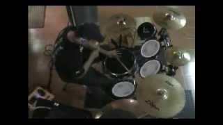 Abdul Magnetic - Lightning Rod [Drum Cover]