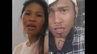 Smule Lucu Yoncha Gagap Duet Janda Ceria KLS Malam Terakhir ekspresinya bikin ngakak