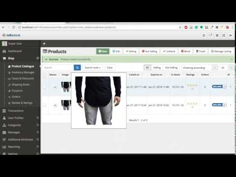 How To Switch Your Single Vendor Store To A Marketplace In Sellacious 1.0 - 1.4.x | Tutorial