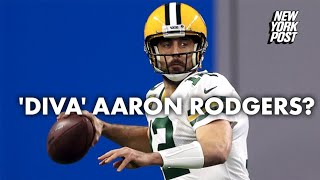 Former Packers GM Ron Wolf Can't Believe Aaron Rodgers Is Such A 'diva' | New York Post