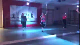 Уроки ZUMBA в школе танцев OpenDance