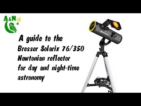 Bresser Solarix 76