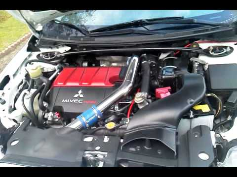 13.06 second Mitsubishi Lancer Ralliart  cheap mods