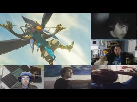 Reacciones/Reactions - The Legend of Zelda Breath of the Wild – Life in the Ruins