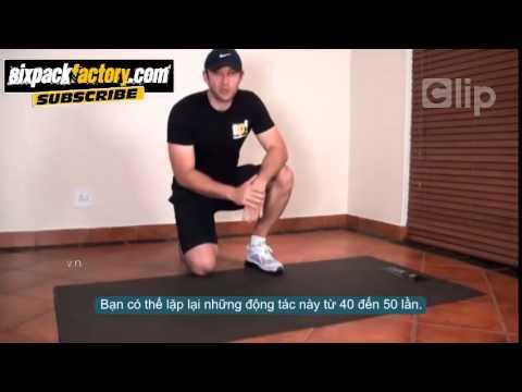 Bài tập ngực cho nam cực nhanh mà hiệu quả tại nhà!!!