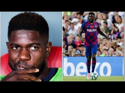 Barcelona had simple stance on Samuel Umtiti's future when Man Utd asked about transfer- transfer...