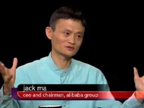 Jack Ma on Warren Buffett & Bill Gates Giving Pledge