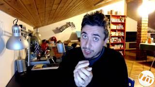 Recensioni Minute Vlog [103] - (Flash) Cosa è pirateria e cosa no