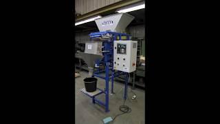video net weight Robbe dosing machine for petfood
