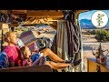 Van Life - Couple Travels Over 20 Countries While Living in Camper Vans