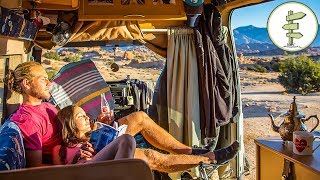 Van Life - Coขple Travels Over 20 Countries While Living in Camper Vans