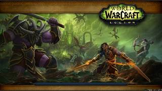 Lenovo Legion y520 - World Of Warcraft Legion