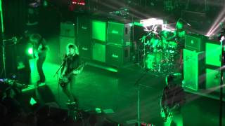 Mastodon Live - Octopus Has No Friends