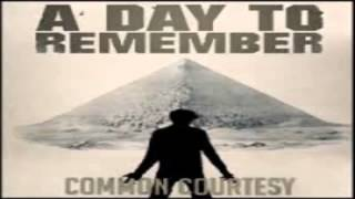 A Day to Remember - Common Courtesy - Free Download