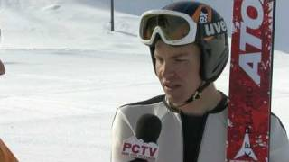 2010 Olympic Preview: Billy Demong - US Nordic Combined