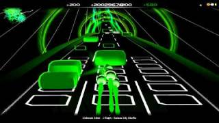 Audiosurf - J Ralph - Kansas City Shuffle Soundtrack Lucky number Sleven