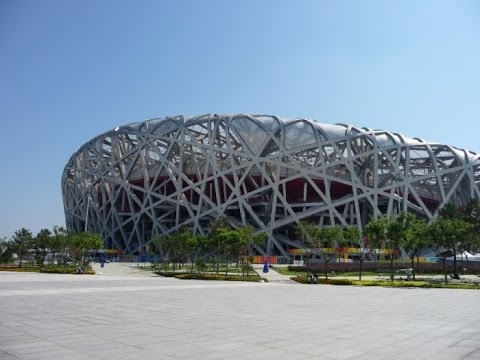 MEGASTRUCTURES [NATIONAL GEOGRAPHIC] - Beijing National Stadium (greek subs)