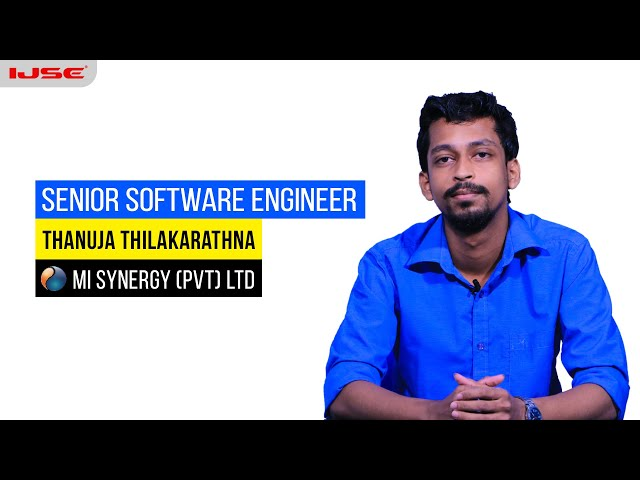 The best institute for software engineering. Thanuj said...