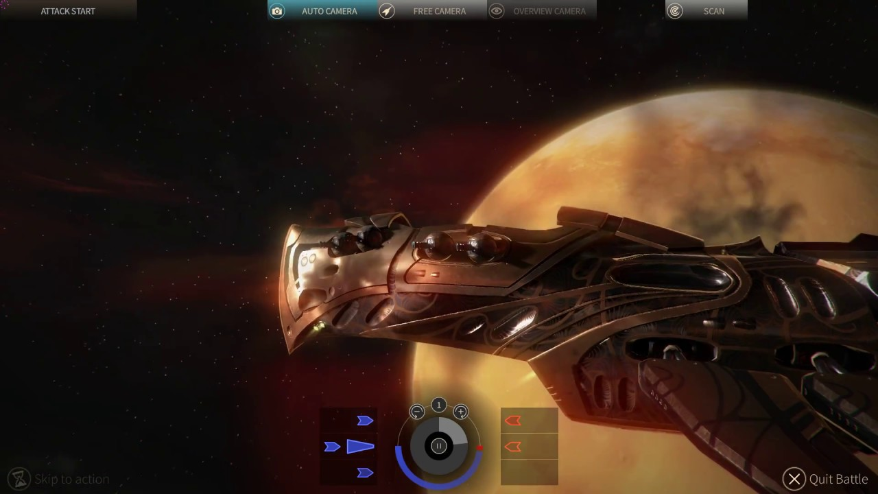 Endless Space 2 - Early Access (Alpha 0.2) - Horatio vs. Sophons (Space Combat) - YouTube