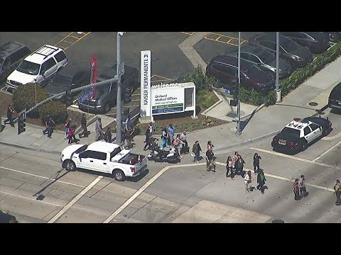 Suspect in custody after reports of shots fired at Kaiser hospital in Downey | ABC7
