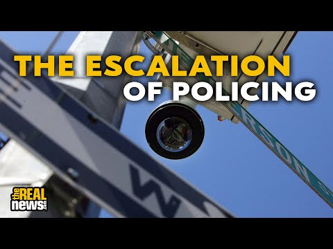The escalation of policing: Slave patrols, privatization, and predator drones
