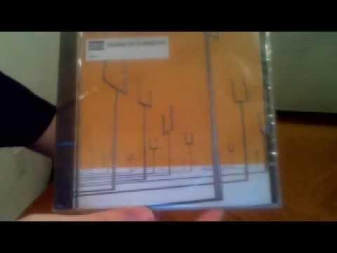 Unboxing Muse Origin Of Symmetry CD