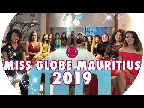 VLOG MISS GLOBE MAURITIUS (PARTIE 01) | CGLAM