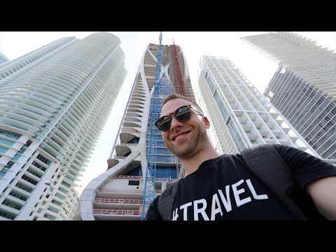 DOWNTOWN MIAMI WALKING TOUR | Miami, Florida