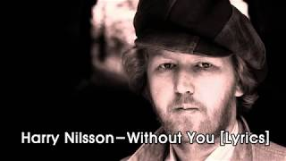 Harry Nilsson Can T Live If Living Is Without You 1971 Youtube