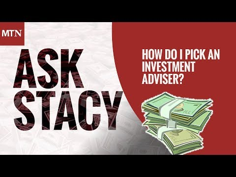 How Do I Pick an Investment Adviser?