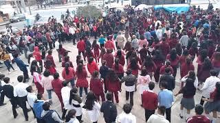 Flashmob LATINOAMERICA BAILA 2019