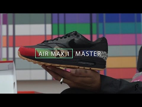 sports shoes 301f6 d3e6d The 11 RAREST Air Max 1s with Stevey Ryder - Nike Air Max 1 Master -  YouTube